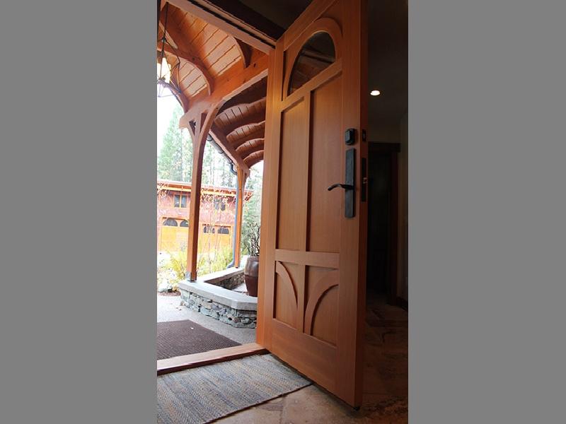 Fir Door Open Fir Door ...